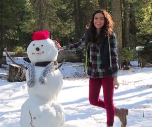 america, christmas, and cold image
