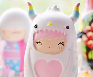 kawaii, cute, and heart image