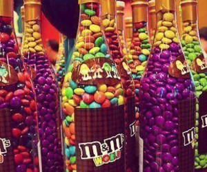 m&m, sweet, and candy image