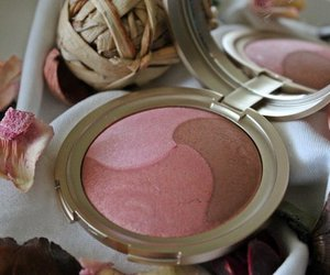 beauty, blush, and bronze image