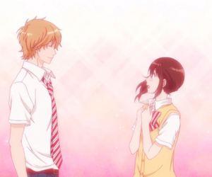 anime, kyouya sata, and erika shinohara image