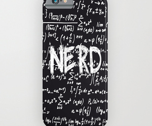 nerd and iphone case image