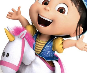 agnes, little, and despicable me image
