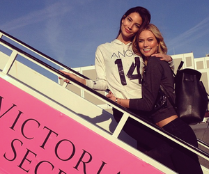 Karlie Kloss, Lily Aldridge, and Victoria's Secret image