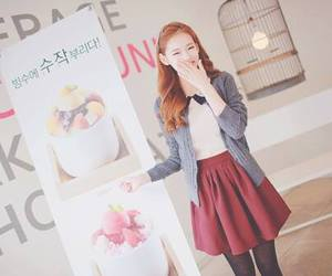 asia, ulzzang girl, and asiatic image