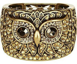owl, bracelet, and fashion image