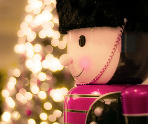 christmas, light, and nutcracker image
