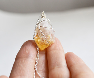 christmas, citrine, and gemstones image