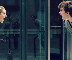 divergent, tris, and ansel elgort image