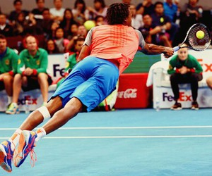 tennis, gael monfils, and monfils image