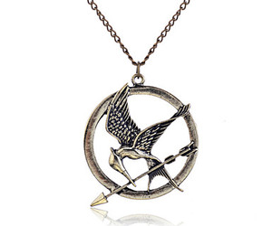 necklace and the hunger games image