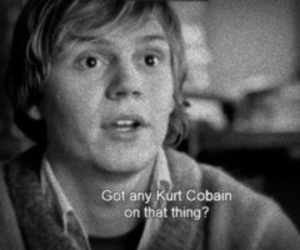 kurt cobain, american horror story, and ahs image