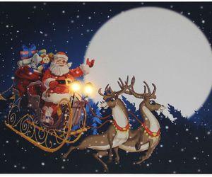 christmas, decor, and decorating image