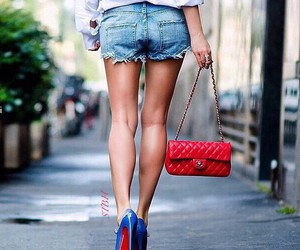 chanel, christian louboutin, and hermeslouboutinlouis image