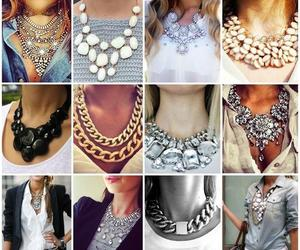 accessories, necklace, and outfit image