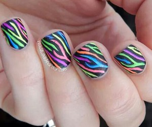 a lot, colors, and nails image