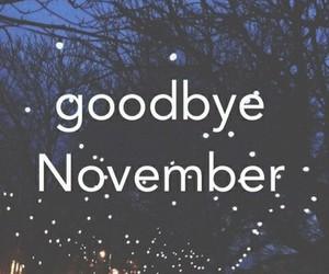 november, december, and christmas image