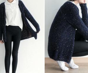 fashion, kfashion, and korean fashion image