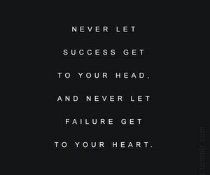failure, never, and sucess image