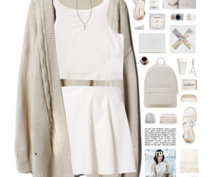 fashion, outfit, and look image
