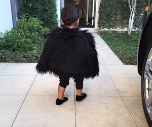 north west, style, and baby image