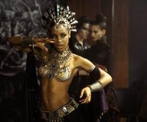 aaliyah and Queen of the Damned image