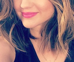 lucy hale, pretty little liars, and aria montgomery image
