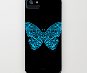 blue, iphone cases, and women image