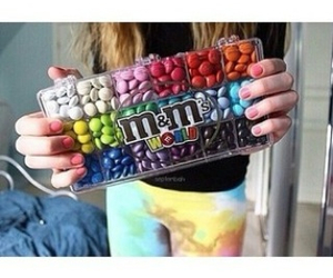 chocolate, colorfull, and tumblr image