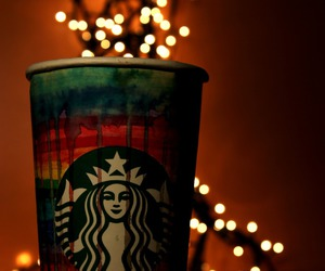 christmas, colour, and cup image
