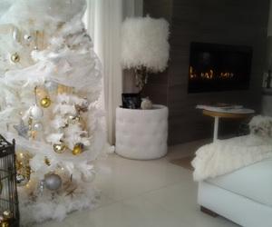 beautiful, christmas, and decor image