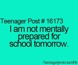 school, teenager post, and true image