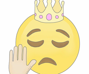 emoji and Queen image