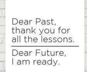 past, future, and quotes image