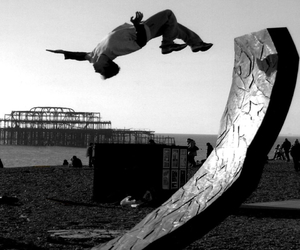 parkour and awesome image