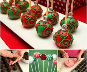 cake pops and diy image