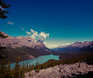 awesome, Banff National Park, and beautiful image