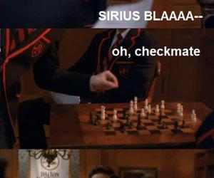 a very potter musical, chess, and glee image