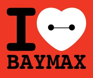 baymax, big hero 6, and disney image