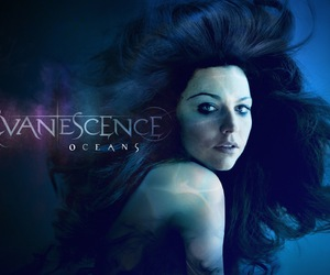amy lee, evanescence, and oceans image