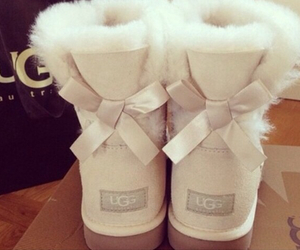 uggs and white image