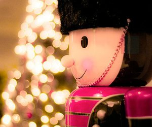 christmas, light, and nutcracker image