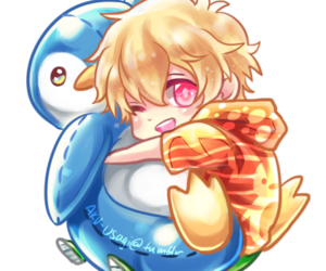 chibi, free, and nagisa image