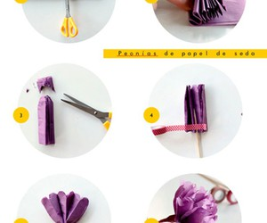 crepe, diy, and do it yourself image