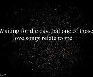 love songs, quote, and quotes image