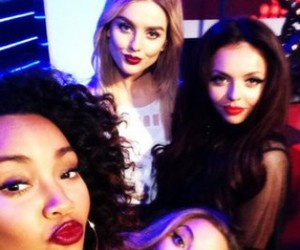 jade, Leigh, and little mix image
