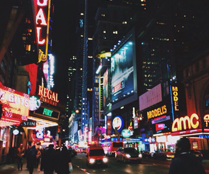 big apple, colorful, and hipster image