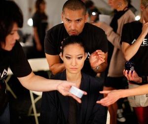 backstage, Daul Kim, and fashion image