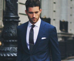 class, fashion, and handsome image