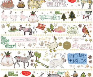 christmas, graphic, and inspiration image